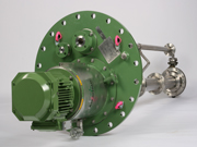 V Series pump for Litwin pumping Liquid / Oil (Hydrocarbon)