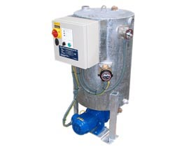 M Series compact condensate recovery unit