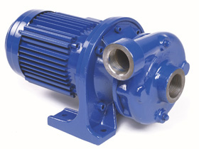 S Series close coupled general industrial centrifugal pump designed & manufactured by Amarinth to fully interchange with Girdlestone SSM pump ranges.
