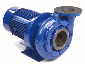 U Series close coupled general industrial centrifugal pump designed & manufactured by Amarinth to fully interchange with Girdlestone USM pump ranges.